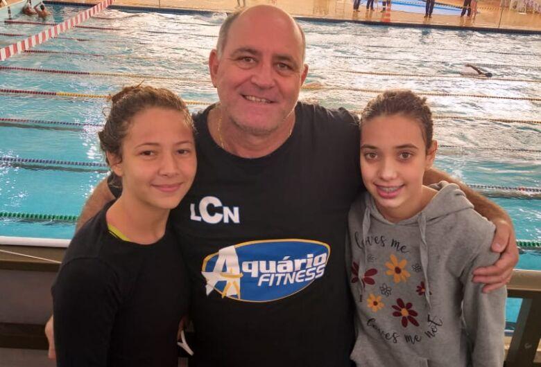 Promessas da natação, Mirella Vaz e Julia Y Castro estreiam nos Regionais e conquistam primeiros pontos