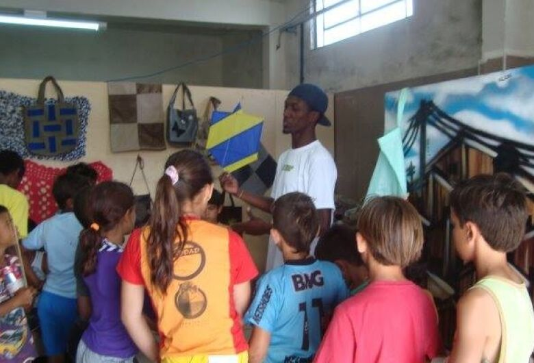 Festival de pipas agita o final de semana em São Carlos