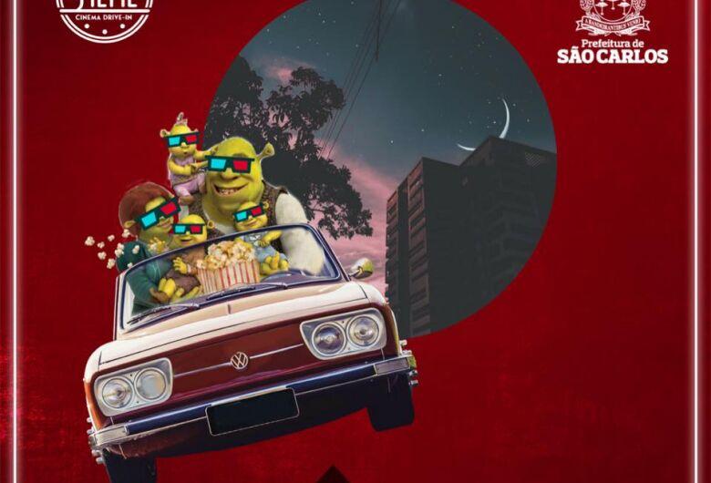 São Carlos terá cinema drive-in