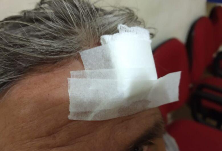 PM prende homem por agredir idoso de 71 anos pela segunda vez