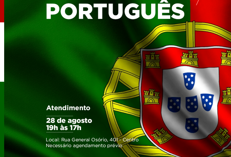 Acisc recebe unidade móvel do Consulado Geral de Portugal