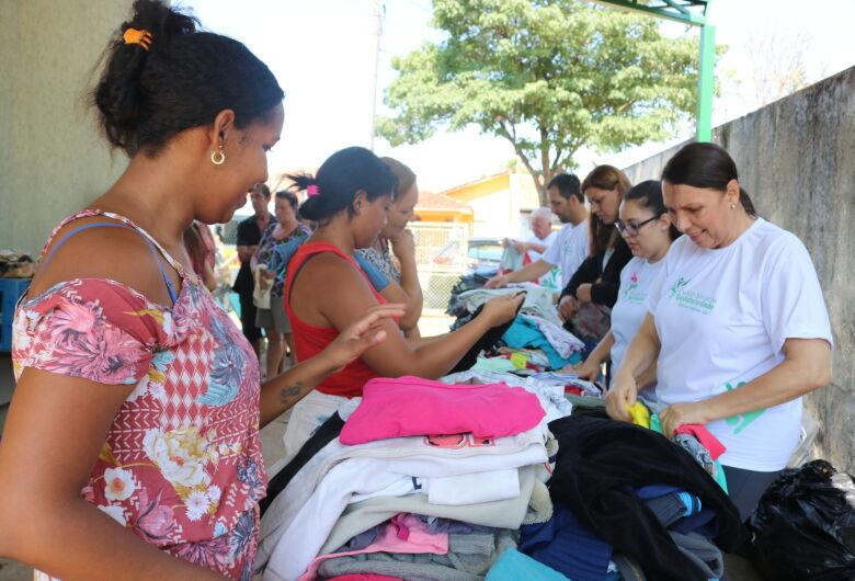 Caminhão itinerante do Fundo Social estará no São Carlos VIII nesta quinta-feira