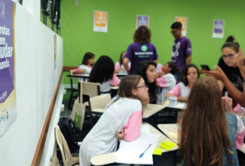 Projeto da USP São Carlos é exemplo de como a união de forças entre universidades e escolas públicas