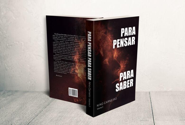 Livro Para Pensar Para Saber será lançado no próximo sábado