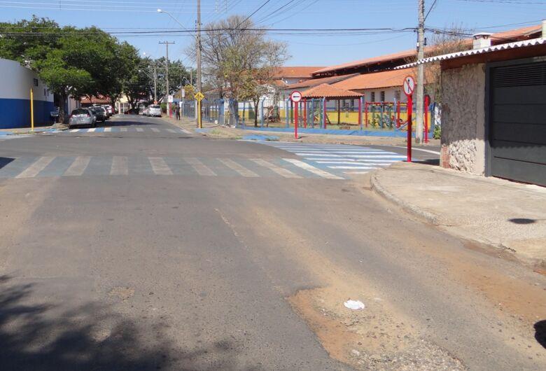 Vereador Roselei solicita recuperação de ruas do Santa Felícia e Acapulco