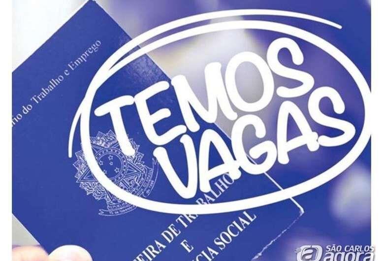 Balcão do São Carlos Agora oferece 28 vagas de emprego