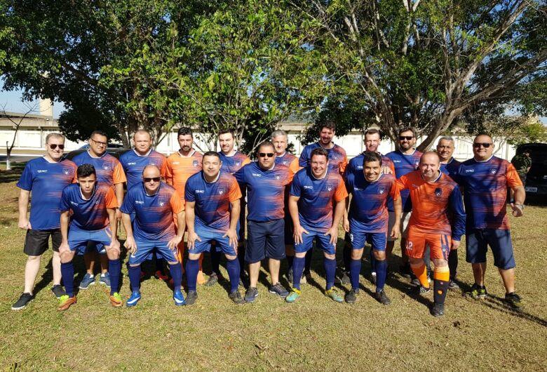 PII de Itirapina promove 1º Torneio de Futebol Society para servidores
