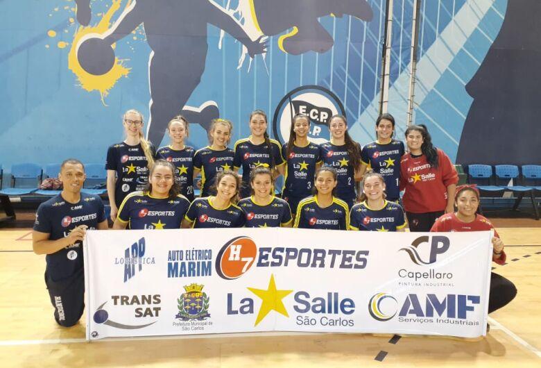 H7 Esportes/La Salle perde para o Pinheiros, mas faz boa apresentação