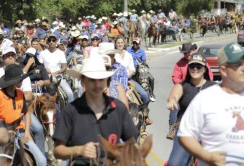 Cavalgada de São Roque promete agitar Água Vermelha e região