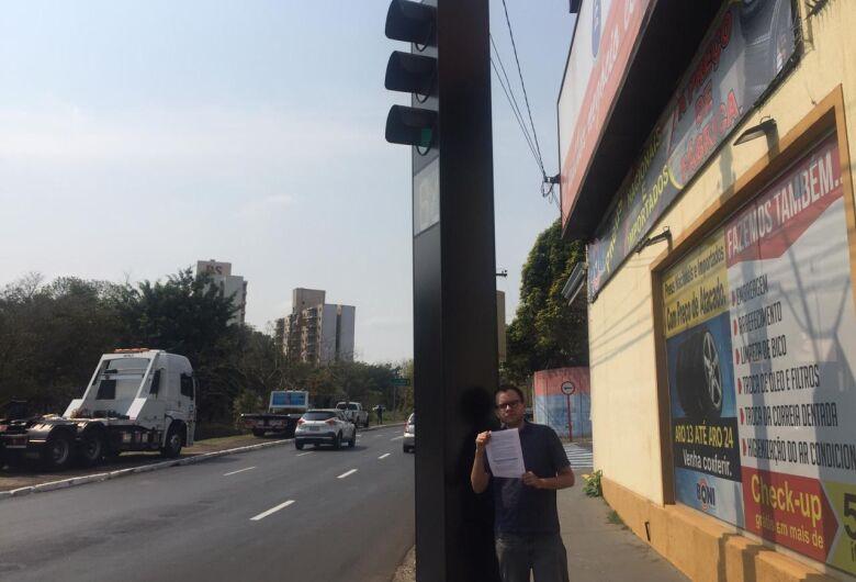 Representação ao MP pede a suspensão de licitação de semáforos