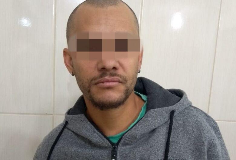 Procurado pela Justiça é detido no Jardim Zavaglia