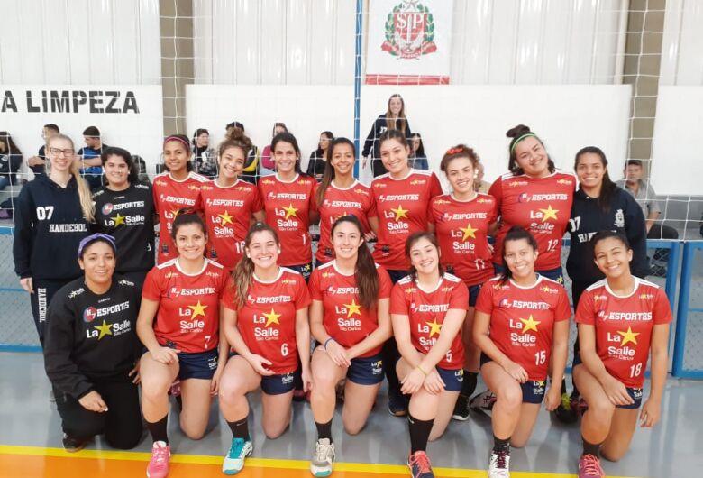 Em Santos, H7 Esportes/La Salle encara o atual campeão dos Abertos do Interior