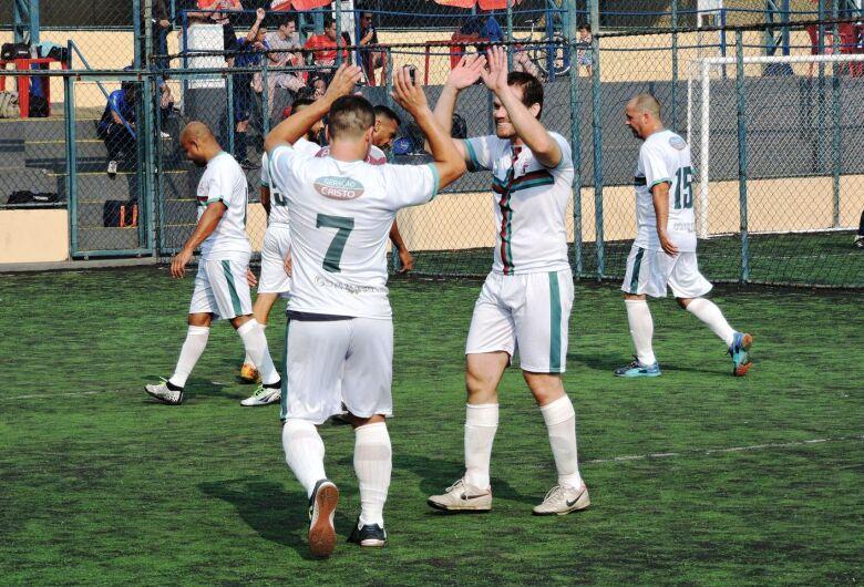Madureira Aracy I e Madureira Aracy II vencem e garantem vagas na Copa São Carlos