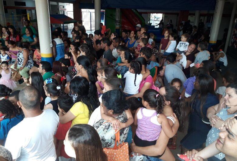 Vereador Malabim parabeniza Festa da Família realizada no Cemei José de Campos Pereira