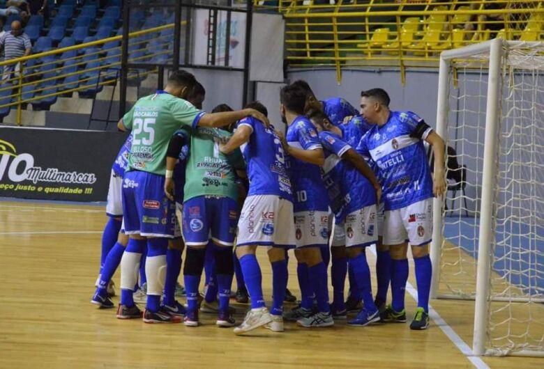 São Carlos conhece adversário dos playoffs da Liga Nacional