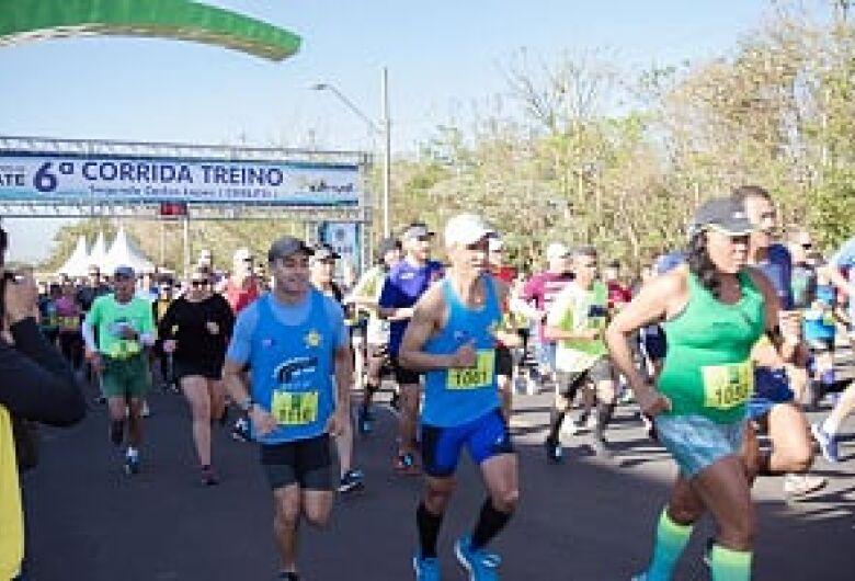Domingo tem a 5ª Etapa do Campeonato Corrida Treino de Rua Ibaté