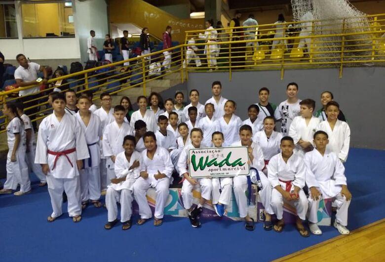 Associação Wada brilha na Copa Paulista de Karate