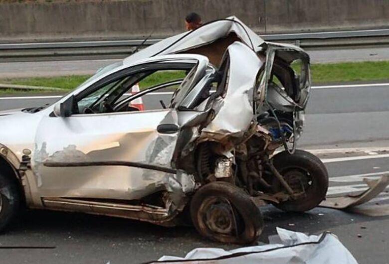 Acidente mata duas mulheres na rodovia Anhanguera