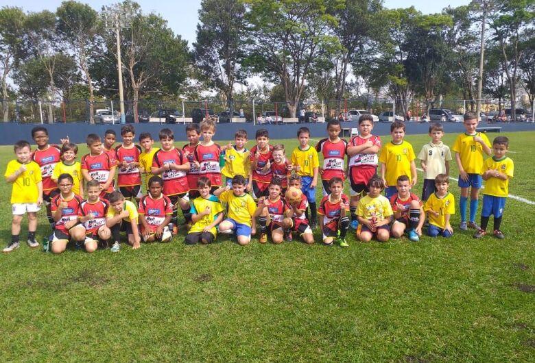 Jogo de confraternização reúne atletas da Mult Sporty e do Country