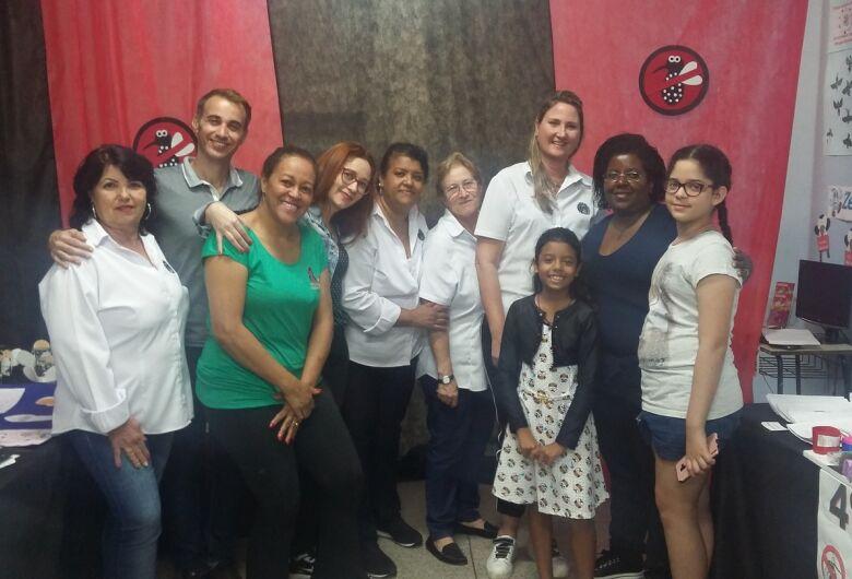 Brasilina Teixeira Ianoni recebe pais e alunos na 3ª Festa da Família