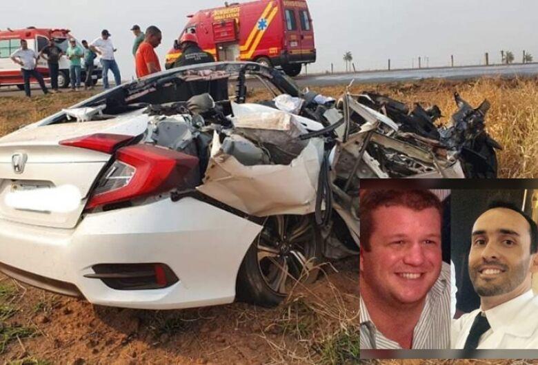 Médicos e engenheira, moradores no interior de SP, morrem em acidente em MG