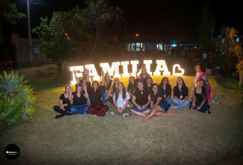 Festa da Família reúne pais e alunos na EM Ruth Zavaglia Gomes
