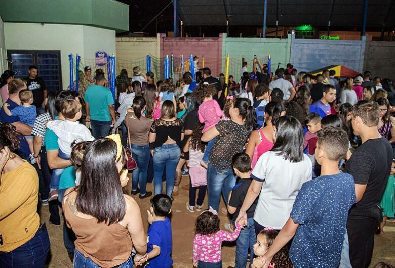 Escola Bruna Espósito realiza a Festa da Família com tema Borboletas