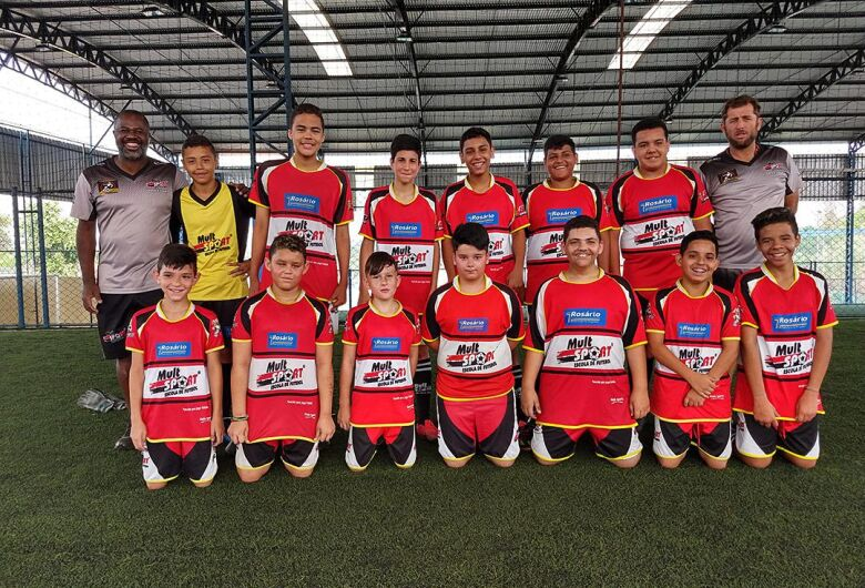 Jogo treino coloca em ação equipes da Mult Sport