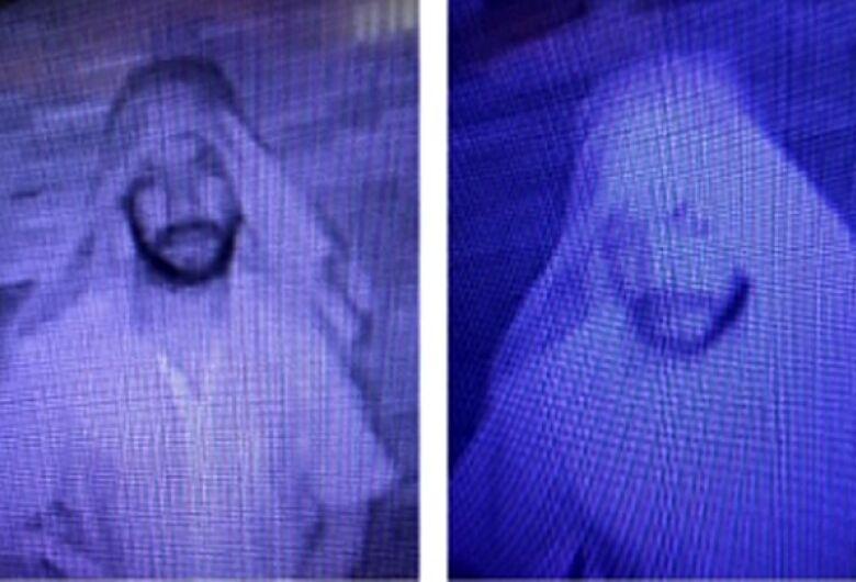 Ladrão furta luminárias de lanchonete na Vila Nery