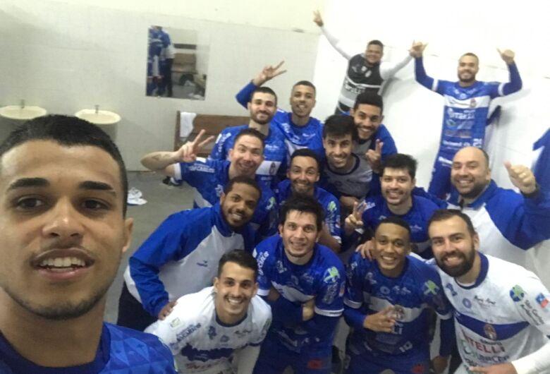 São Carlos vence no Sul e se qualifica para a segunda fase da Liga Nacional