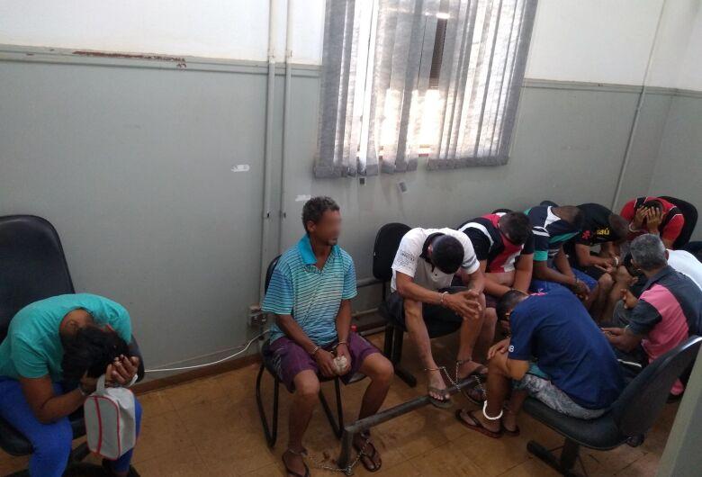 """Operação """"016"""" prende traficantes que agiam em São Carlos e Ribeirão Preto"""