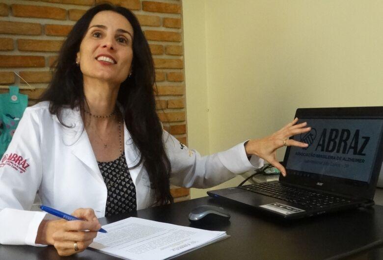 Doença de Alzheimer preocupa em São Carlos