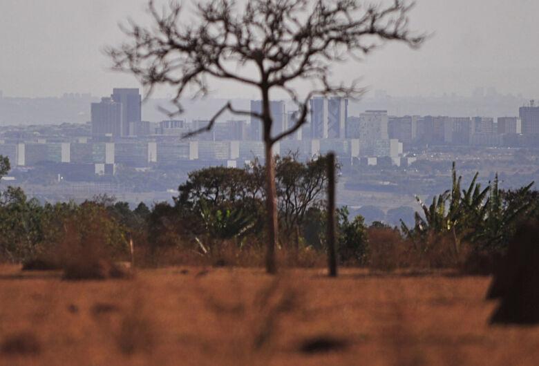 Atenção: umidade do ar cai abaixo de 20% em São Carlos