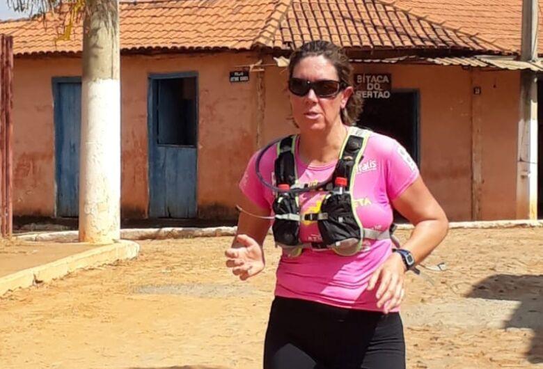 São-carlense, na superação, é vice-campeã em prova de ultramaratona