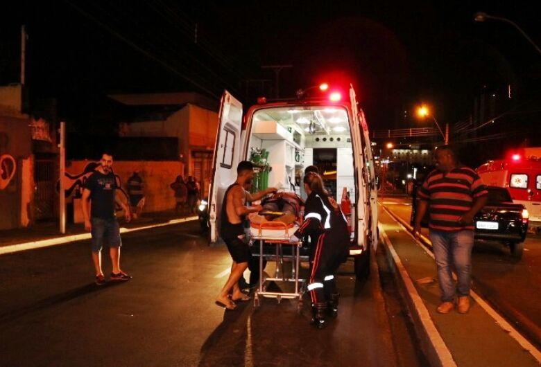 Morre na Santa Casa homem que foi atropelado na avenida São Carlos