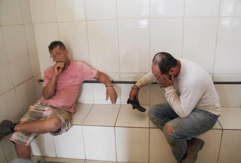 Dupla é presa em flagrante por furto em Ribeirão Bonito