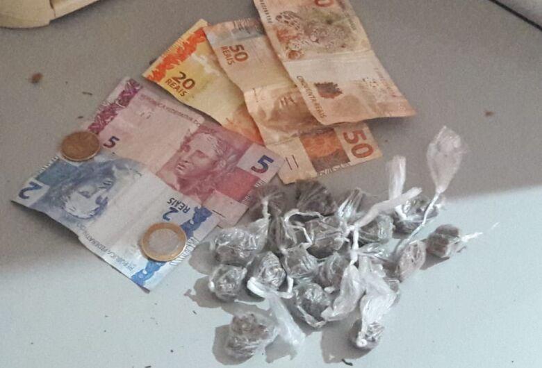 Quatro são detidos e acusados de tráfico na Vila Jacobucci