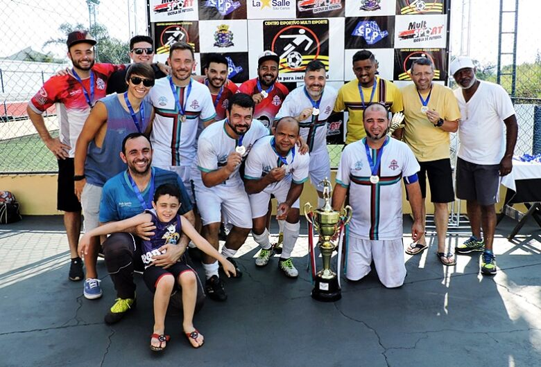 De virada, Geração Conviver vence a IPR Centro e é campeã da Copa São Carlos