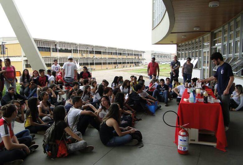 Semana Nacional de Ciência e Tecnologia terá Circo da Ciência em São Carlos