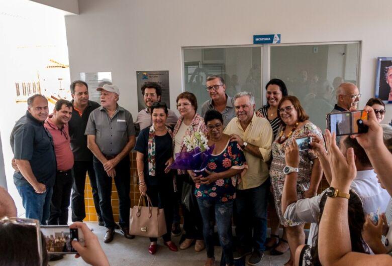 Sérgio Rocha prestigia inauguração de creche no Abdelnur