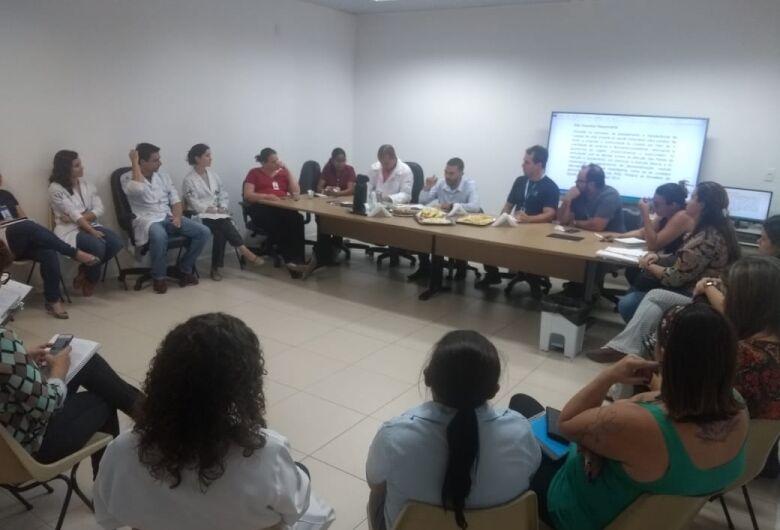 HU promove reunião com unidades que integram a rede de atenção em Saúde Mental de São Carlos