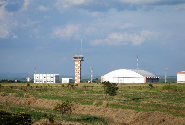 Aeroporto de São Carlos: sem previsão de início do transporte de passageiros