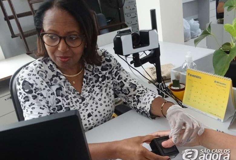 Cartórios eleitorais realizam plantão para cadastramento biométrico em São Carlos