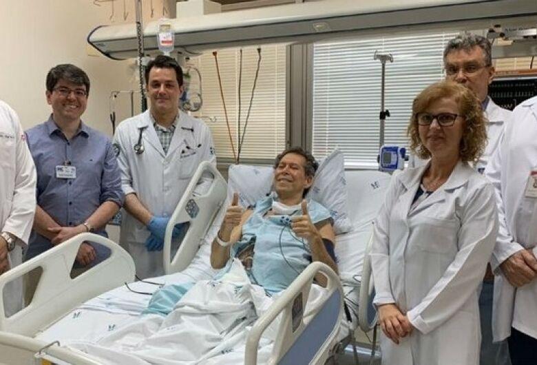 Médicos da USP Ribeirão devolvem esperança a paciente com câncer terminal