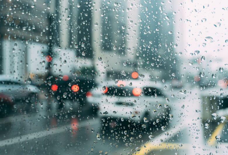 São Carlos tem previsão de chuva nesta segunda-feira; confira a previsão para os próximos dias