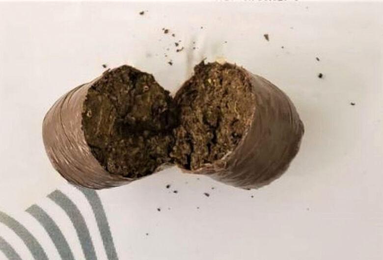 Maconha é encontrada em estômago de detento durante necropsia em cidade da região