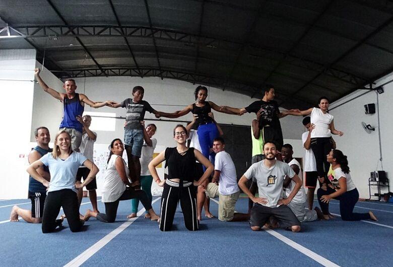 São Carlos tem a primeira equipe de para-cheerleaders do Brasil