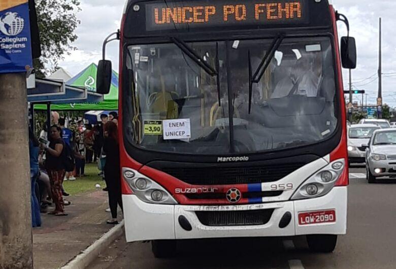 Suzantur São Carlos terá linhas especiais para Unicep e UFSCar