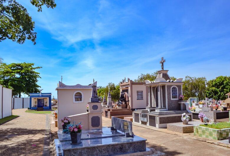 Cemitério Municipal de Ibaté está preparado para receber visitas no Dia de Finados