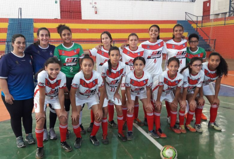 Times de São Carlos disputam semifinal de torneio regional